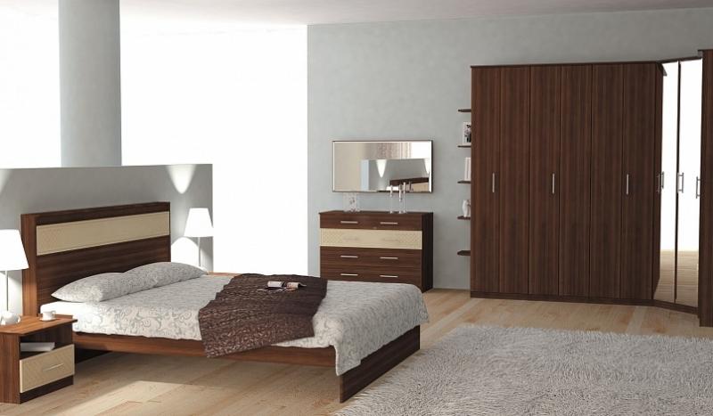 спальня виктория купить в москве по цене 0 руб из лдспмдфстекло